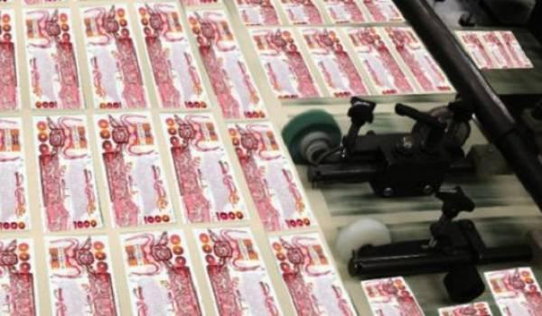 La planche à fabriquer une monnaie de singe est déjà en marche.