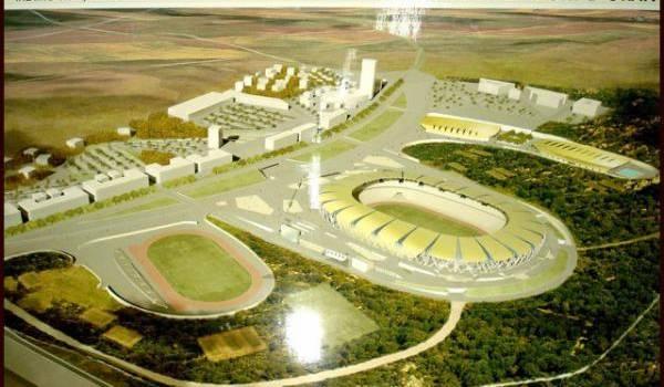 """El Hadi Ould Ali: """"Le stade d'oran sera livré en mars 2018"""""""
