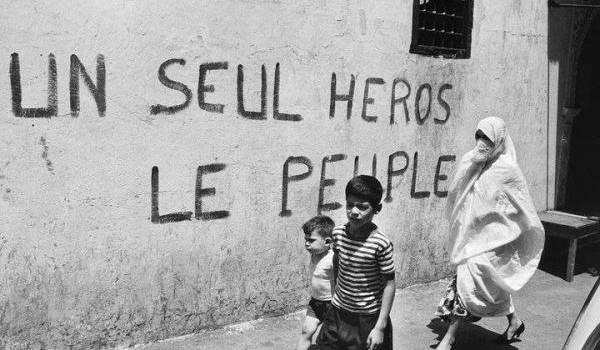 Alger, un certain été 1962.