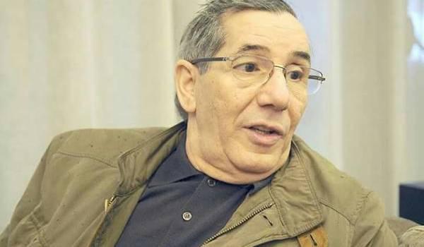 Noureddine Boukrouh.
