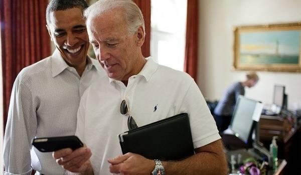 Barak Obama et Joe Biden - Crédit Photo Pixabay