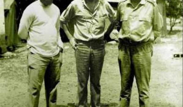 Des militants du MPLA.