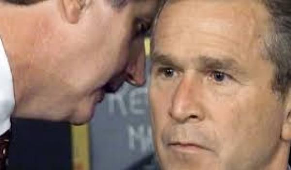 Bush informé du premier attentat contre les tours