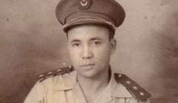 Le colonel Chaabani