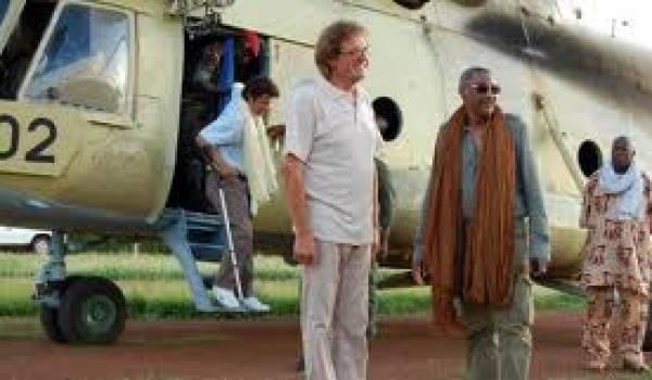 Chafi, avec un otage, ancien négociateur avec Al Qaida, serait devenu membre du Mujao.