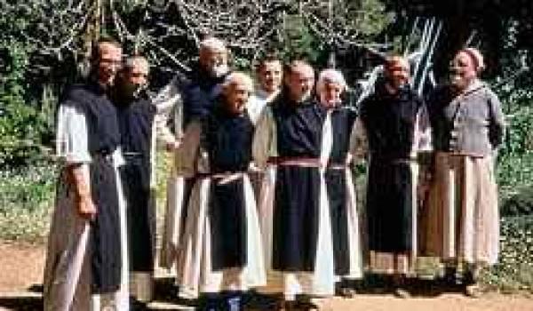 Les moines du monastère de Tibehirine