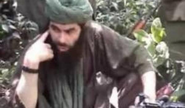 Mokhtar Belmokhtar, trafiquant et un des chefs d'Aqmi au Sahel.