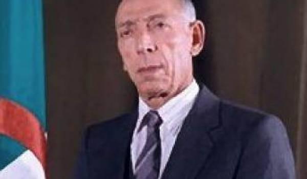 """Nacer Boudiaf : """"Ils ont commis un parricide car Boudiaf était trop grand pour eux"""""""