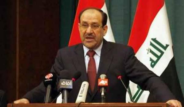 Nouri Al Maliki, premier ministre irakien.
