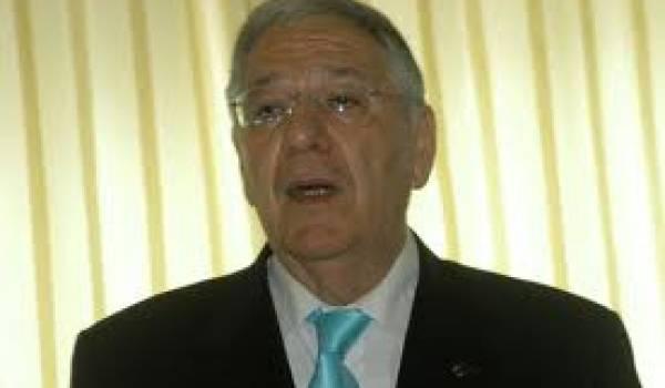 Djamel Ould Abbès, ministre de la Santé
