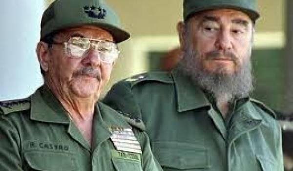 Raoul Castro et son frère Fidel ont pris en otage tout un pays depuis 50 ans.