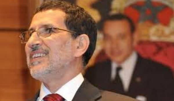 Saad Eddine Othmani, ministre des Affaires étrangères marocain.