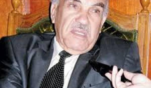 Saïd Abadou, SG de l'ONM.