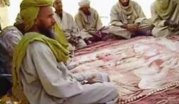 Abu Zaïd, l'un des émirs d'Aqmi au Sahel