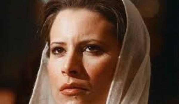 Aïcha Kadhafi pourrait se réfugier en Jordanie.