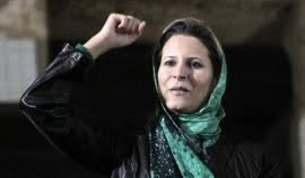 Aïcha Kadhafi.