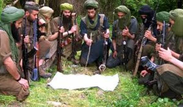 Al Qaida  au Maghreb et le premier bénéficiaire des armes de Kadhafi.