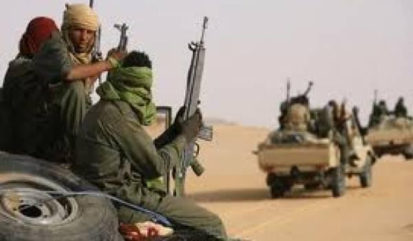 Inquiétant trafic d'armes et d'explosifs dans le Sahara