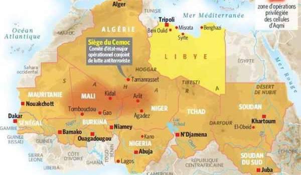 La situation au Sahel est particulièrement abrasive avec une multitude de groupes de pression et d'acteurs.