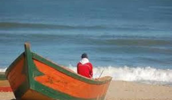 Une des barques de harraga a été interceptée par les gardes-côtes.