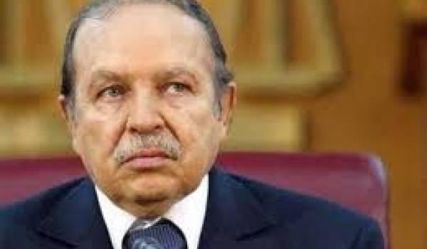 Abdelaziz Bouteflika a réuni son comité restreint hier.