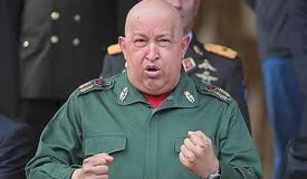 Chavez a été soigné d'un cancer