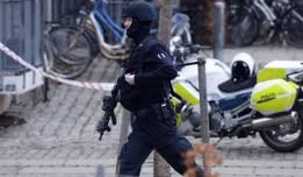 Fusillade à Copenhague.