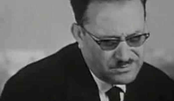 Mouloud Feraoun, père de la littérature maghrébine moderne.