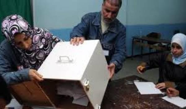 Le vote sera verrouillé pour reconduire le même système.