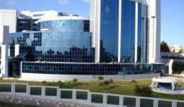 Ministère des finances algérien.