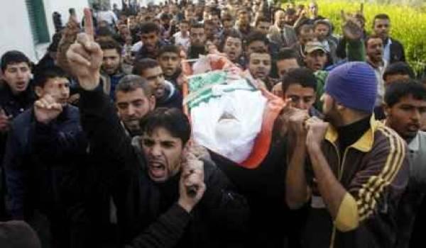 Ramadane al-Zaalane, âgé de 12 ans, est tué par un raid israélien