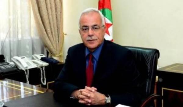 Hamid Grine fait porter la r esponsabilité des propos de Mezrag à El Watan TV