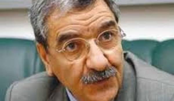 Saïd Sadi quitte la direction du parti