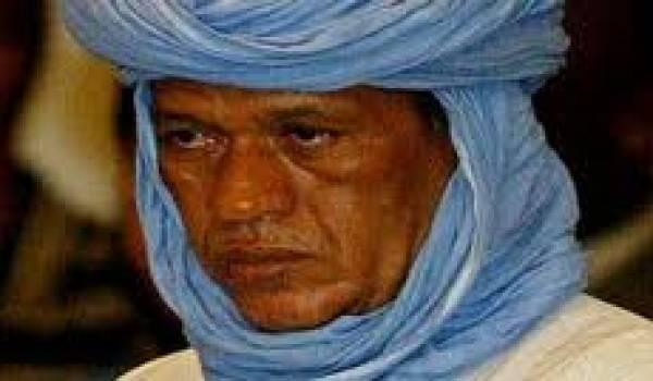 Iyad ag Ghali, l'homme de confiance de Bouteflika