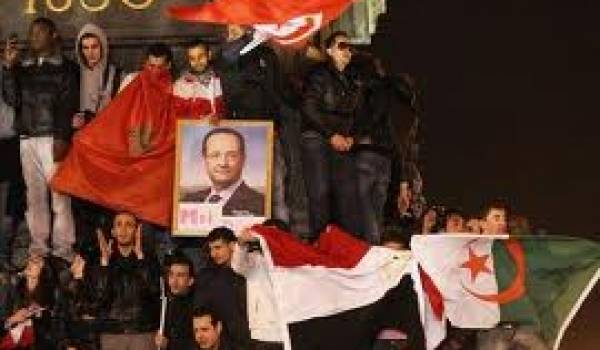 Abdelaziz Bouteflika et la leçon de François Hollande