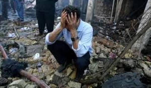 L'Irak est  encore une fois endeuillé par un attentat.