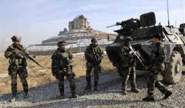Les forces de l'Isaf opèrent toujours contre les talibans