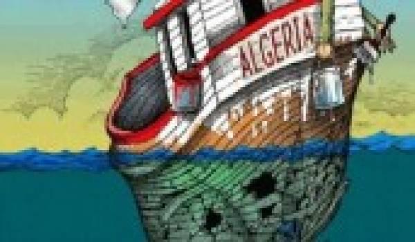 Le bateau Algérie