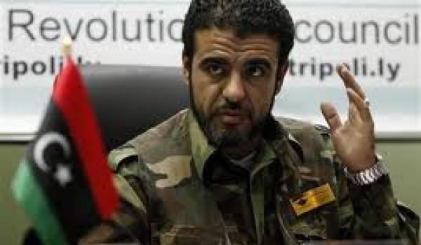 Les anciens rebelles sont en colère contre le lancement de l'ancienne chaîne libyenne.