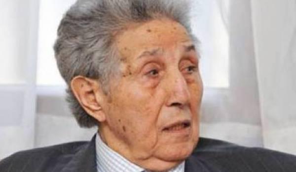 Cérémonie religieuse à Rabat en hommage au défunt président Ahmed Ben Bella
