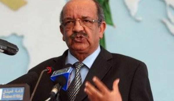 Abdekader Messahel