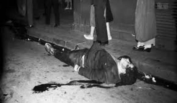 Une guerre intérieure entre FLN et MNA a eu lieu en France et en Algérie.