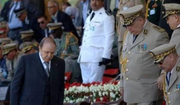 Bouteflika a neutralisé le DRS au prix d'une déstructuration de l'armée