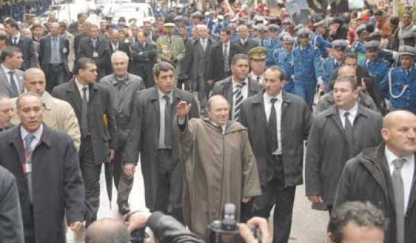 A Oran, en 2008