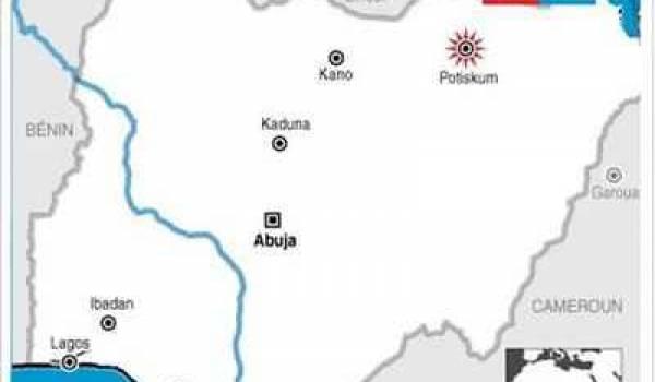 Quatre personnes tuées dans le nord du Nigeria