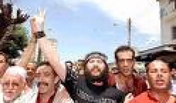 """"""" Nous jugerons les assassins des martyrs du printemps noir 2001 """""""