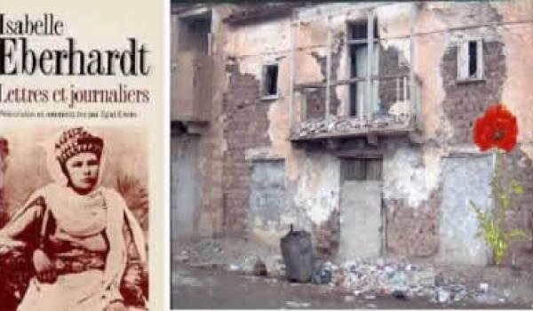 La maison d'Isabelle Eberhard à Batna transformée en un dépotoir