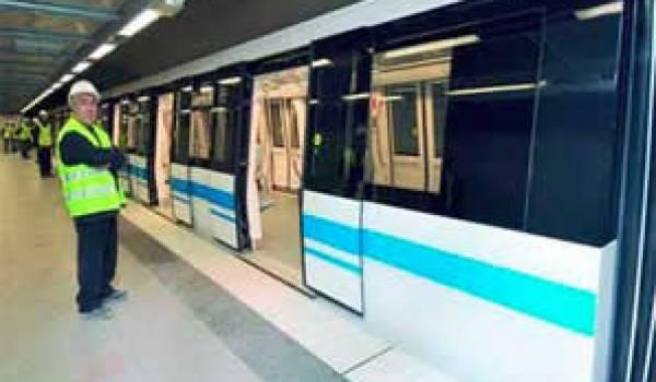 Le P-dg du métro d'Alger auditionné par la justice