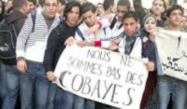 Alors que la grève continue : le gouvernement donne raison aux lycéens