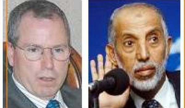 Said Sadi rappelle à Belkhadem ses contacts avec l'ambassade iranienne